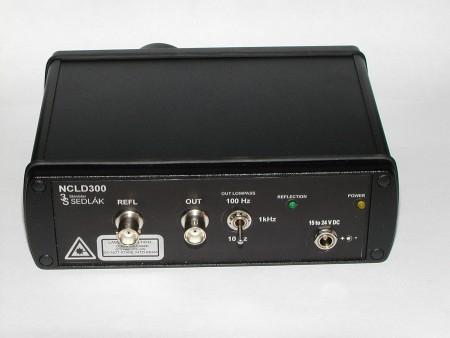 NCLD - laserový triangulační dálkoměr